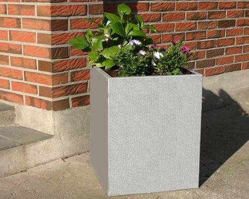 Blomsterkumme uden mønster dansk design