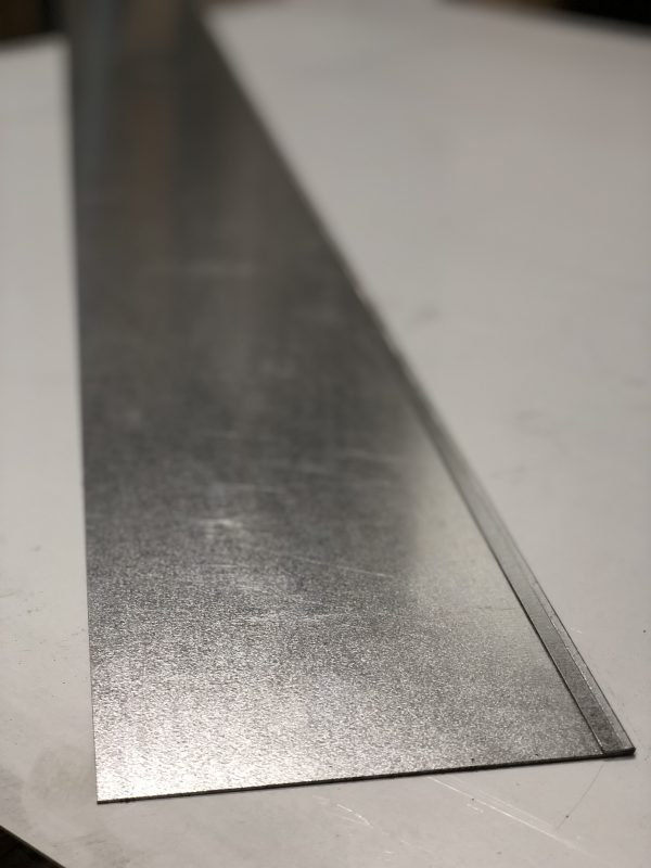 Græskanter i stål