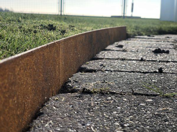 Rust græskant